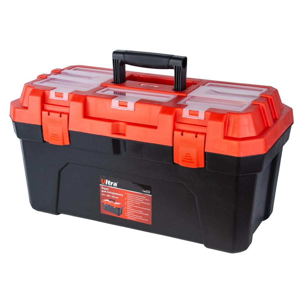 Ящик для инструмента 572×300×295мм ULTRA (7402122)