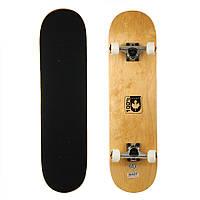 Скейт 801(КАНАДА), наждак, колёса PU