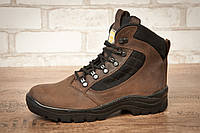 Ботинки тактические STIMUL Патриот-2 деми кожа крейзи шоколад, фото 1