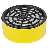 Фильтр угольный для респиратора SIGMA (9422521), фото 2