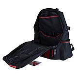 Рюкзак для інструменту 6 кишень 490×380×230мм 43л ULTRA (7411832), фото 6