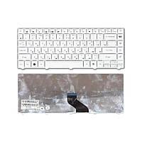 Клавиатура для ноутбука Packard bell EasyNote NM85 NM87 White