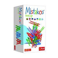 """Игра настольная - """"Міstakos высший уровень - лестницы"""" (Укр)"""