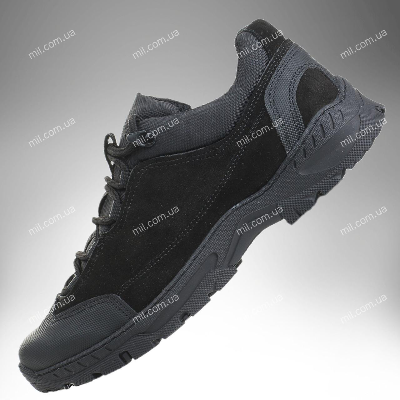 ⭐⭐Тактические кроссовки / демисезонная военная обувь Trooper SHADOW (black) | военные кроссовки, тактические