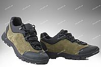 Военная обувь / летние тактические кроссовки Trooper CROC (оливковый), фото 1