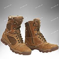 ⭐⭐Берцы демисезонные / военная, тактическая обувь ЛЕГИОН  (койот) | берцы, берці, берци, военная обувь,, фото 1