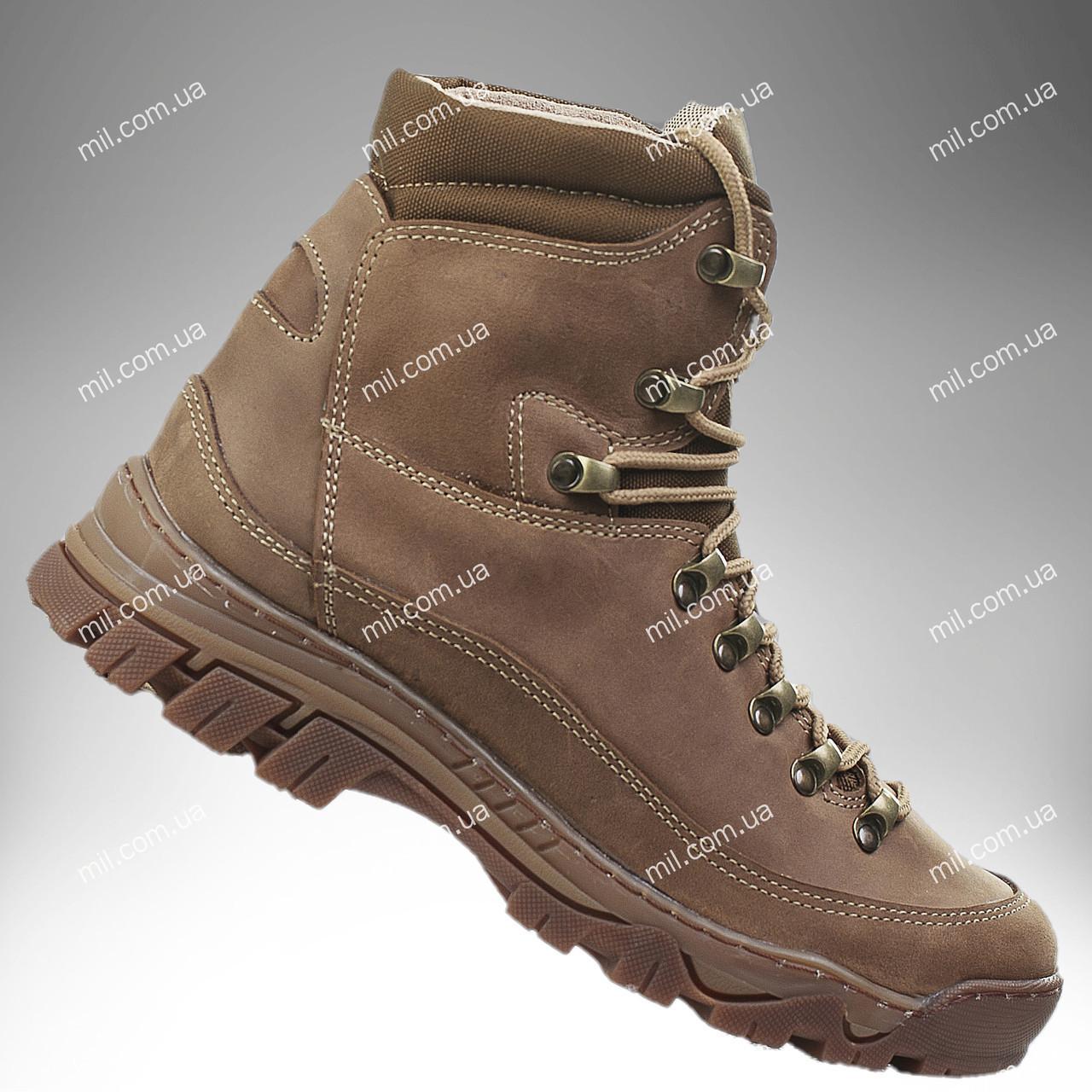 Армейские ботинки демисезонные / военная, тактическая обувь АНТЕЙ (coyote)