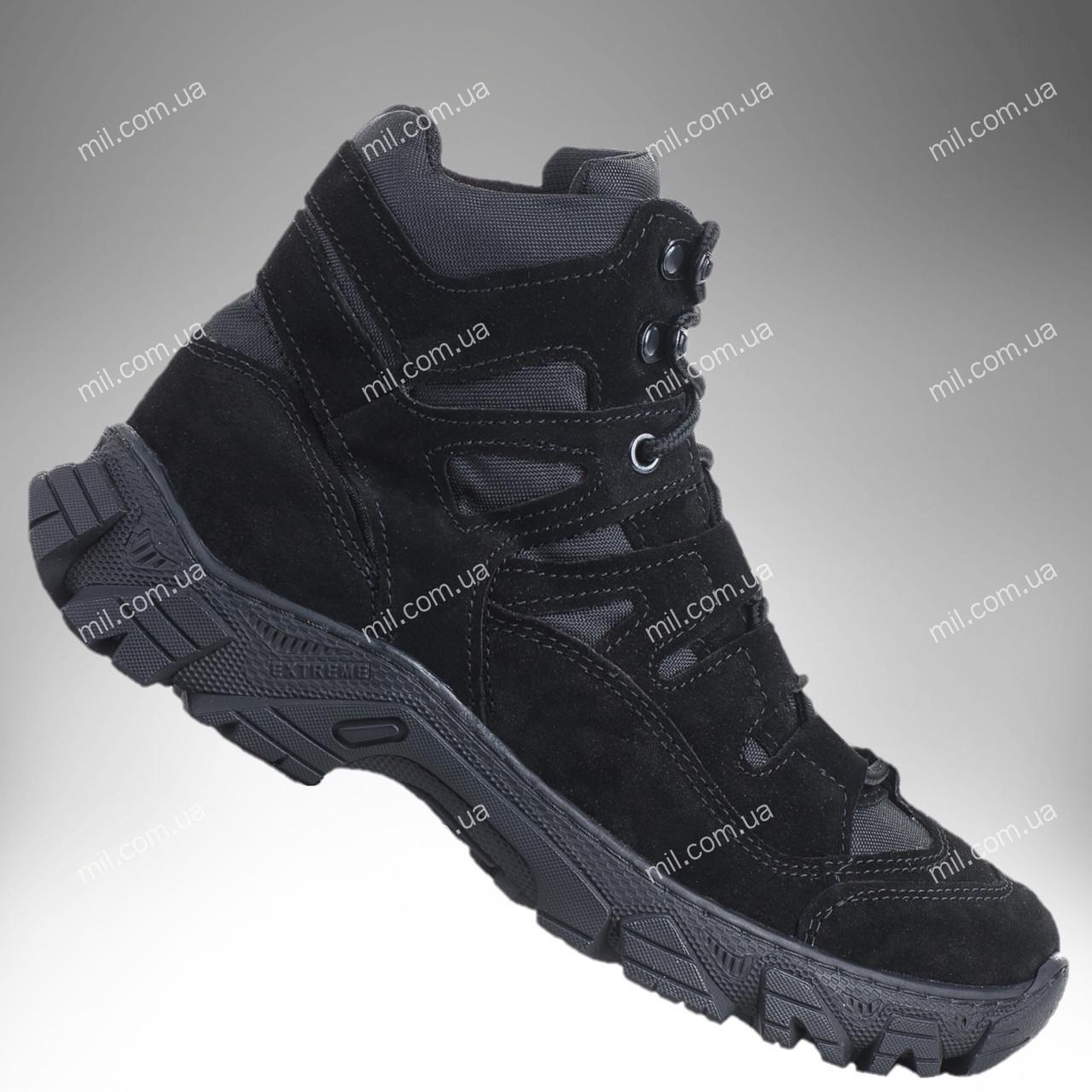⭐⭐Тактическая обувь демисезонная / военные, армейские ботинки Tactic HARD2 (black) | военная обувь, военные