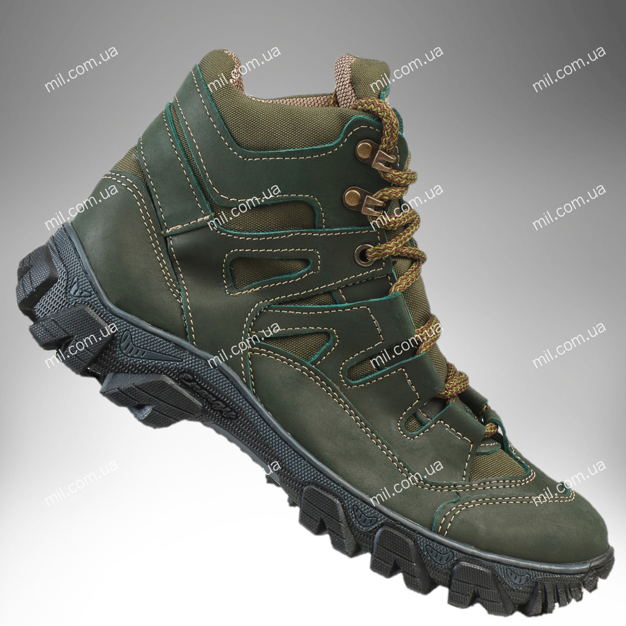 ⭐⭐Тактическая обувь демисезонная / военные, армейские ботинки Tactic HARD3 (olive)   военная обувь, военные