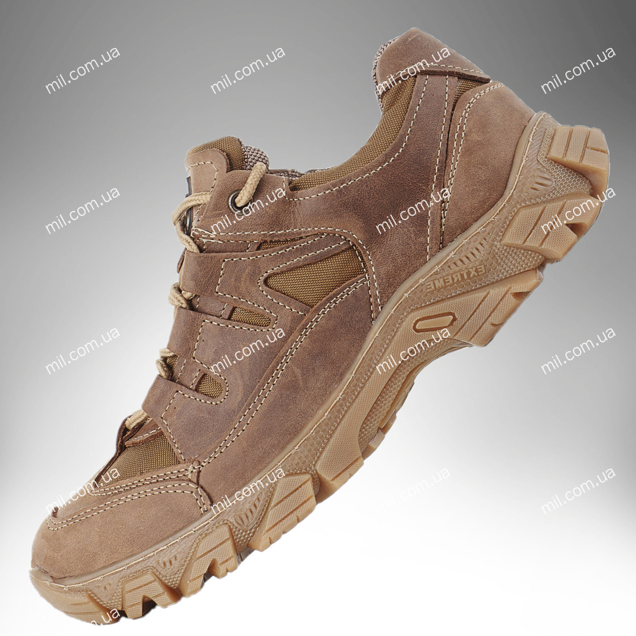 ⭐⭐Военная демисезонная обувь / тактические кроссовки Tactic LOW3 (crazy)   военные кроссовки, тактические