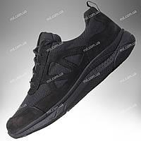 Тактические демисезонные кроссовки / военная обувь ENIGMA (black), фото 1