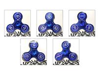 Спиннер металлический лого авто микс цветов Adelia 3005 для детей с лого авто спиннеры игрушка антистресс