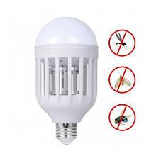 Отпугиватель Лампа приманка для насекомых светодиодная Zapp Light
