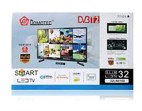 Телевизор LED диагональ 32 Domotec 32LN4100 DVB-T2 / SMART / ANDROID / RAM1Gb / MEM8Gb