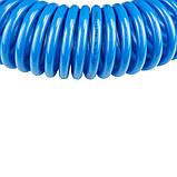 Шланг спиральный полиуретановый (PU) 15м 6.5×10мм SIGMA (7012131), фото 2