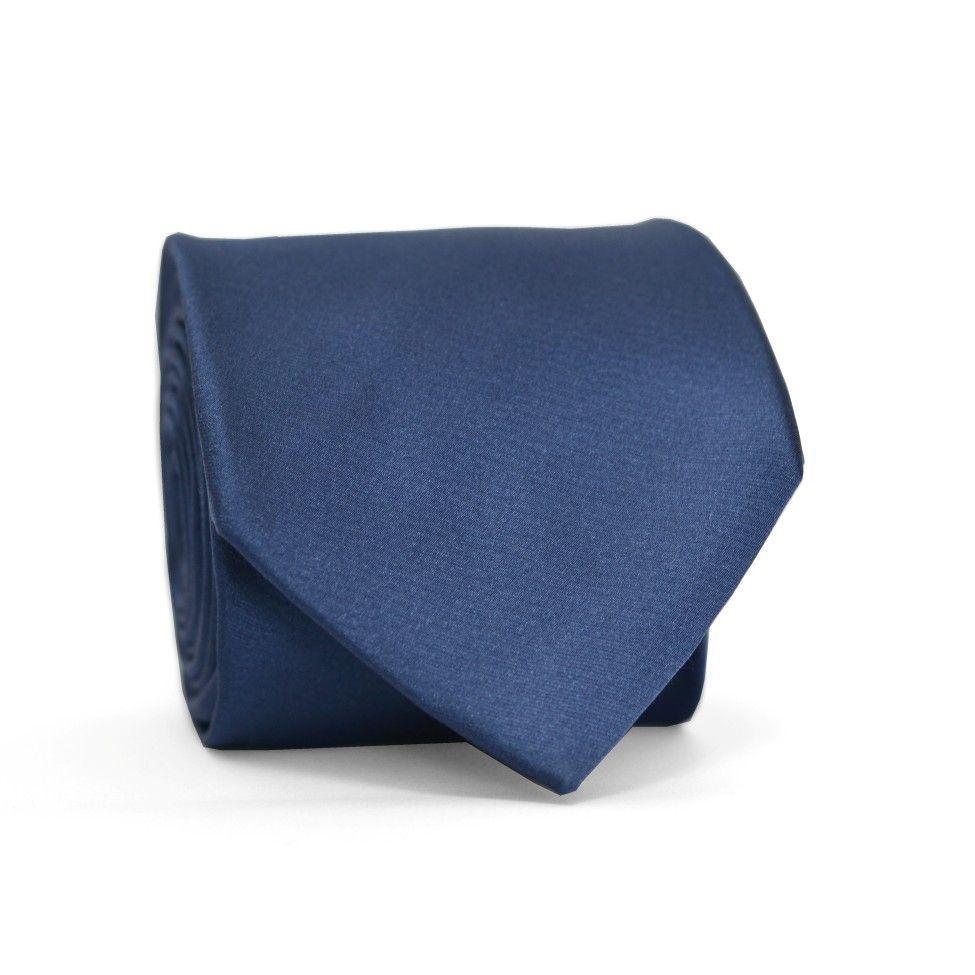 Галстук чоловічий Синій GIN-2174