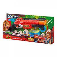 Бластер X-Shot DINO Claw Hunter