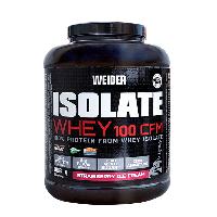 Протеїн WEIDER WHEY ISOLATE 100 CFM Vanilla Cream 908 g