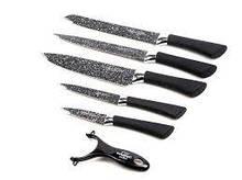 Кухонные ножи и подставки с керамическим покрытием Сила Гранита