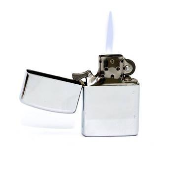Бензинова запальничка під гравіювання ZPL-6604