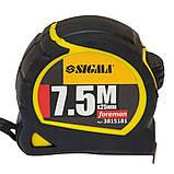 Рулетка Foreman 7.5м×25мм SIGMA (3815181), фото 2