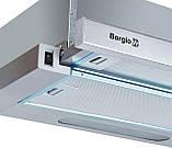 Вытяжка кухонная Borgio Slim 60 inox, фото 5