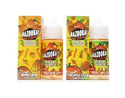 Жидкость для электронных сигарет с никотином Bazooka 3мг 100мл OIL-028