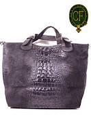 Итальянская кожаная сумка тоут BIH0-001