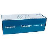 """Смеситель PM 1/2"""" для ванны гусак изогнутый дивертор встроенный картриджный AQUATICA (PM-2C457C), фото 7"""