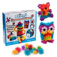 Развивающая игрушка для детей Липучки Bunchems 200 шт Новинка