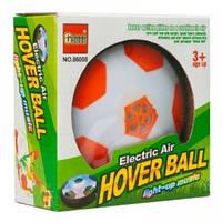 Летающий футбольный мяч для игры в квартире Hover ball mini 86008