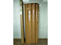 Двери гармошка ольха, фото 1