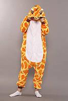 Пижама кигуруми Жираф (M), фото 1