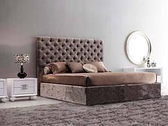 Ліжка з м'яким узголів'ям