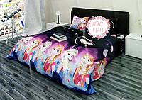 Комплект детского постельного белья Холодное сердце  150*215