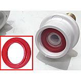 Кран-водонагреватель проточный NZ 3.0кВт 0,4-5бар для кухни гусак прямой на гайке с дисплеем AQUATICA, фото 5