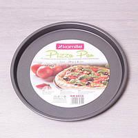 Противень форма для выпечки для запекания в духовке Kamille Bakery для выпечки пиццы Ø29х2см