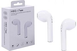 Беспроводные Bluetooth-наушники HBQ i7S TWS Stereo. Гарнитура HBQ i7S TWS Stereo