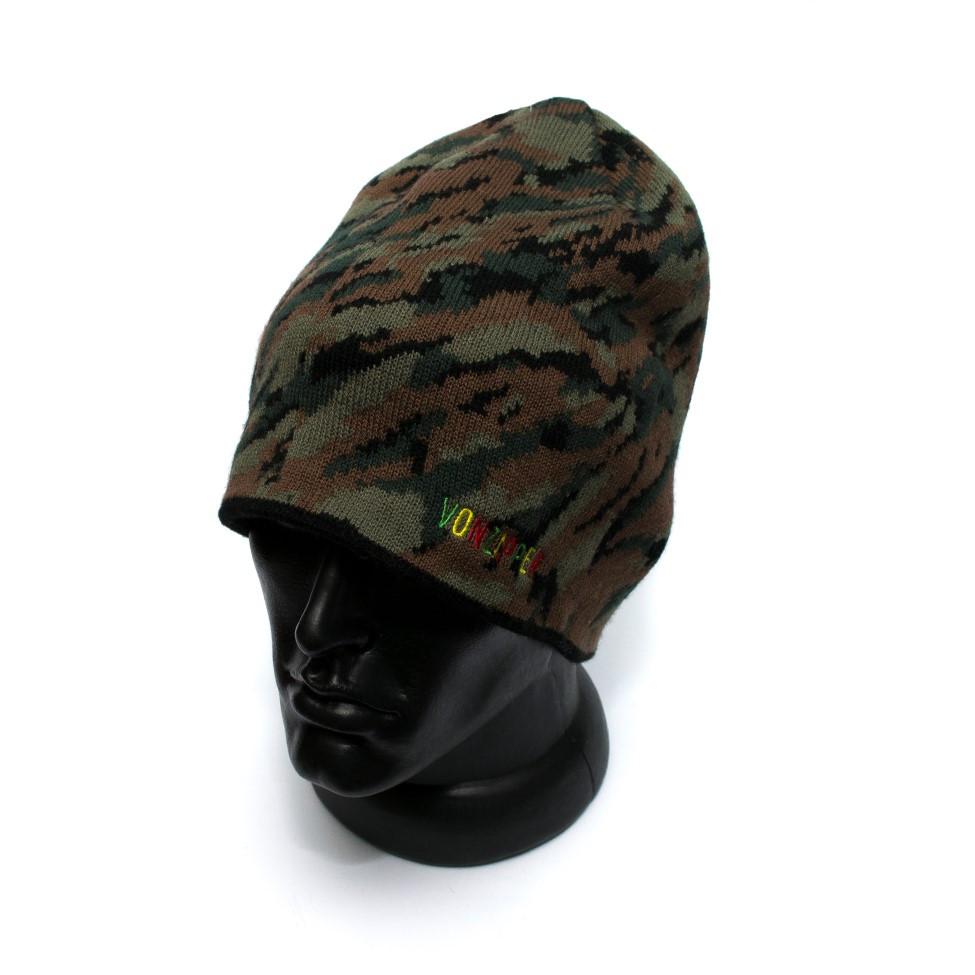 Чоловіча шапка Vonzipper камуфляжна H5BNEBVZW1