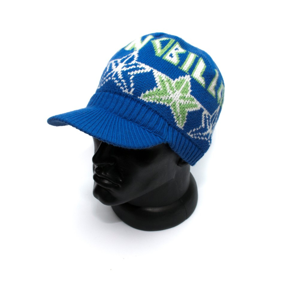 Чоловіча шапка Billabong синя з дашком S9BN01BI08