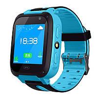 Детские наручные умные часы SmartWatch F2 GPS родительский контроль.