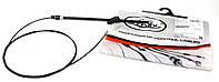 Трос ручника (центральный) VW Crafter / MB Sprinter 06- (2534/365mm) LINEX (Польша)
