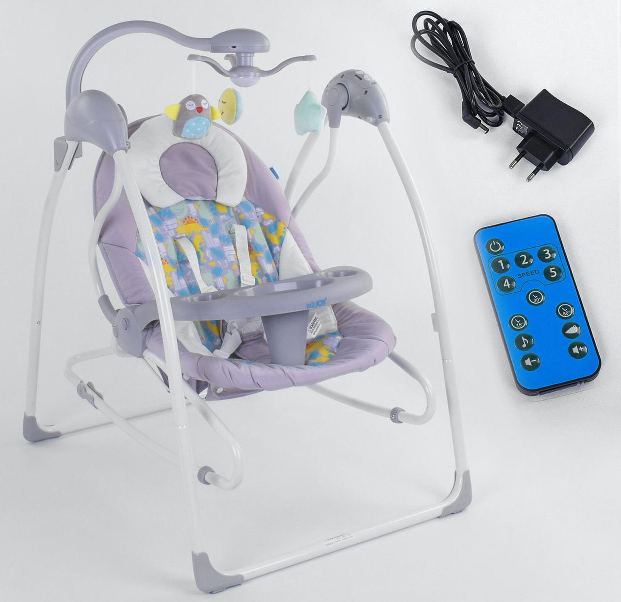 Электронные качели 3в1 для детей СХ-25405 JOY