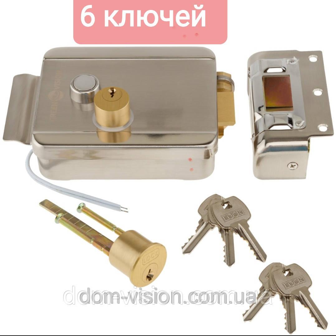 """Замок электромеханический """"DOM"""" k6"""