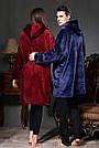 Плед толстовка двухсторонняя Huggle Hoodie халат с капюшоном и рукавами, фото 8