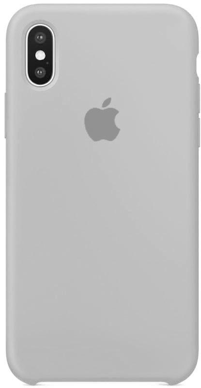 Чехол-накладка TOTO Silicone Case Apple iPhone X/XS Cocoa #I/S