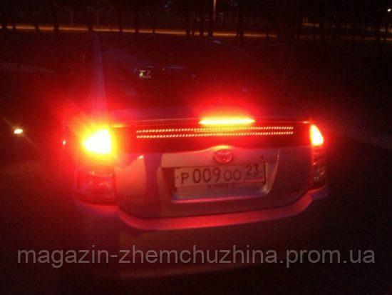 Sale! Светодиодная лампа LED  5050-13 1157 12V SD (красный) Комплект - 2 шт. !!, фото 2