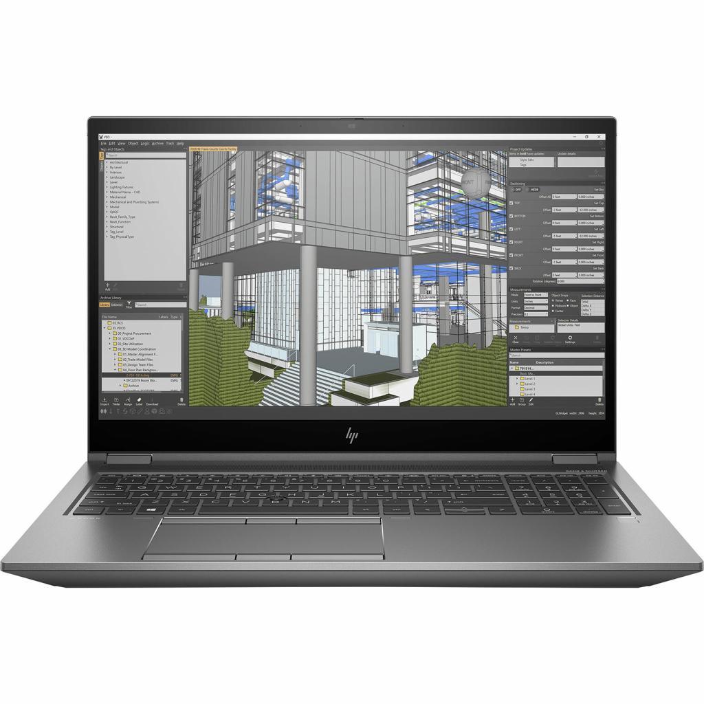Ноутбук HP ZBookFury15G7 (9VS25AV_V6)