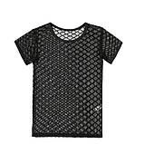 Мужская прозрачная футболка - ромб, фото 4