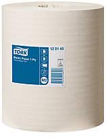Tork Reflex Плюс протирочная бумага в рулоне с центральной вытяжкой